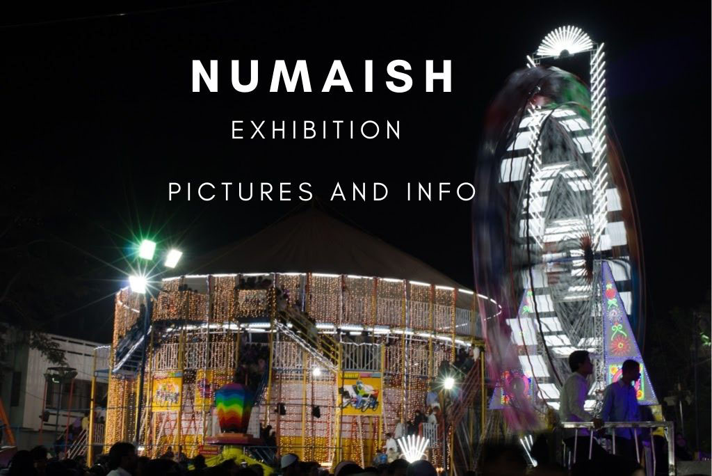 Numaish Exhibition Hyderabad